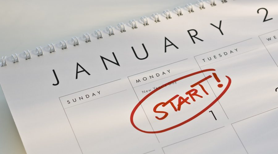 "New Year, New You? ""Ways to Build New Habits and Make Them Stick"""